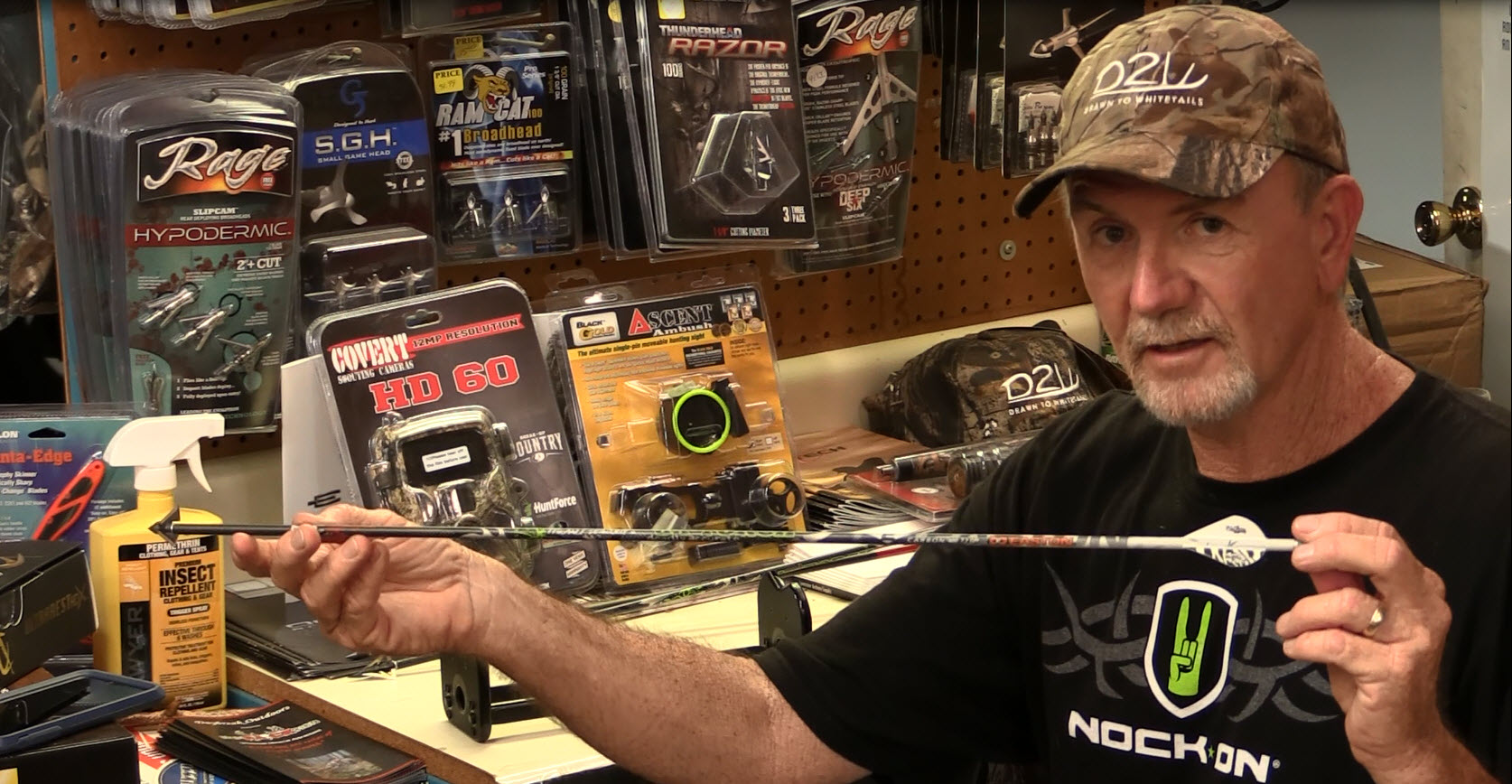 Switching From Field Points To Broadheads