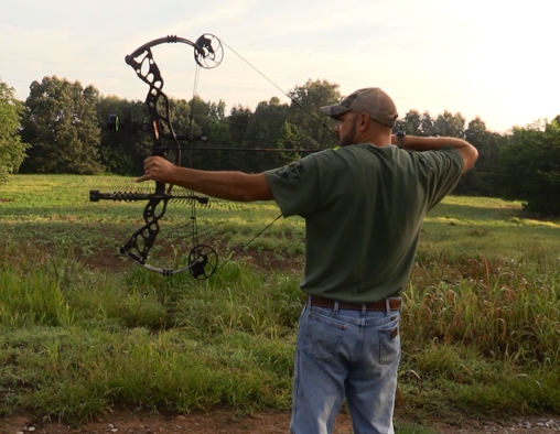 Hoyt Bows, Fishing and Deer Stories