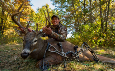 Zach Ferenbaugh of Midwest Whitetails