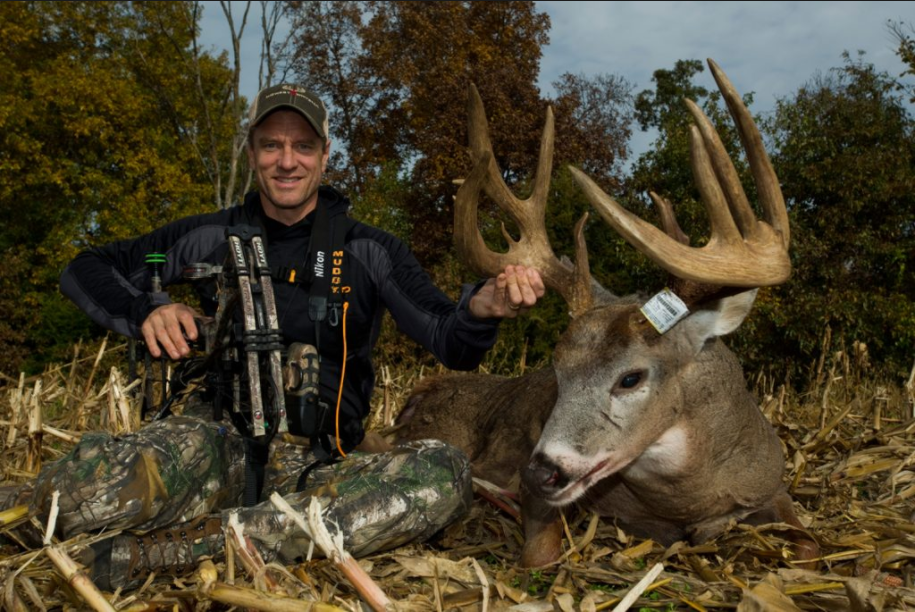 Bill Winke of Midwest Whitetail