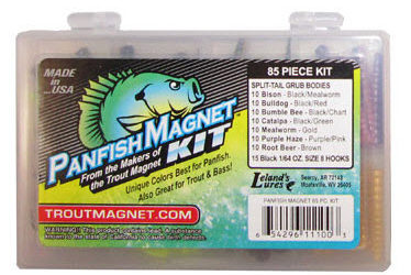 Panfish Magnet with Jeff Smith