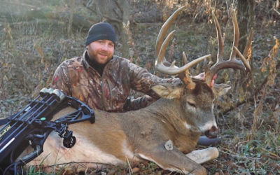 Jared Mills of Midwest Whitetail
