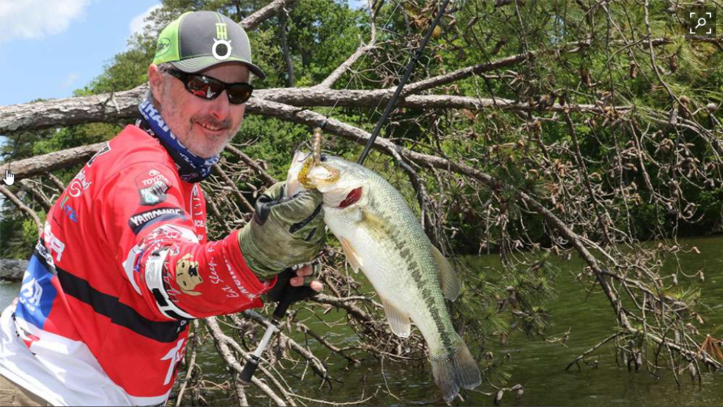 Summer Bass With Mark Menendez