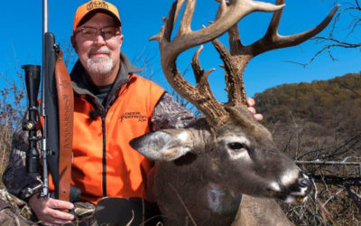 Dr. Grant Woods of Growing Deer TV