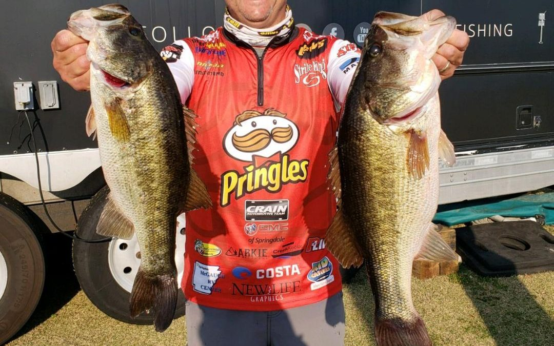 Late Winter Early Spring Bass with FLW Pro Greg Bohannan