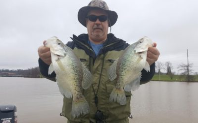 Catching Crappie with Dean McCoy