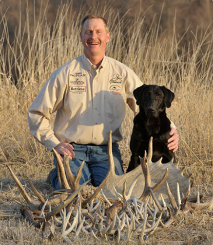 Training Your Dog To Hunt Sheds with Tom Dokkens