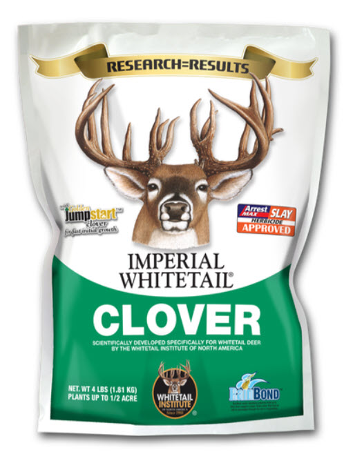 Spring Food Plots with Steve Scott of Whitetail Institute