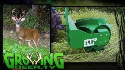 A Different Way To Plant Food Plots