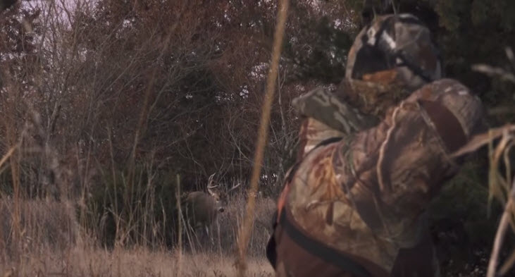 Aaron Warbritton of The Hunting Public